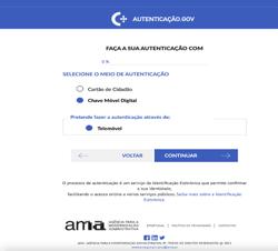Chave Móvel Digital - BUPi